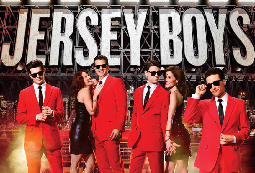Jersey Boys Giveaway