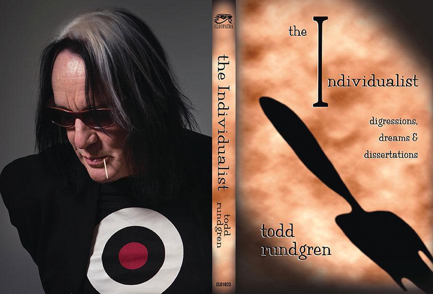Todd Rundgren Book Signing